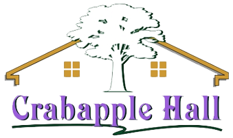Crabapple Hall, Logo